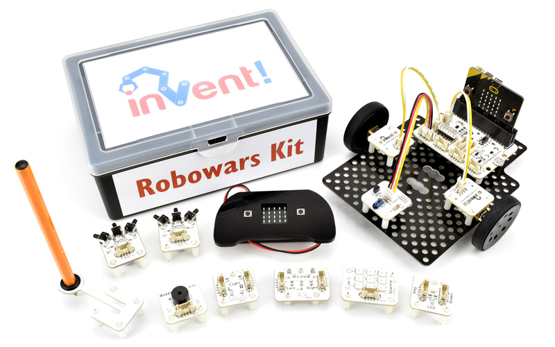 Image result for invent blocks robot kits""